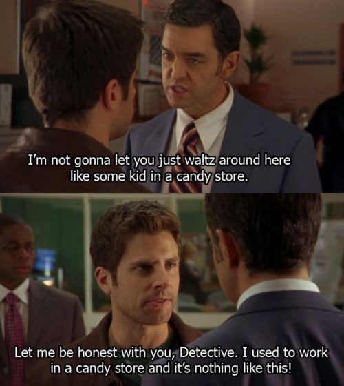 Psych is great