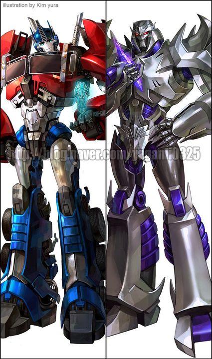 Transformers prime oneshots optimus x sparkling reader x megatron part 2 wattpad - Transformers prime megatron ...