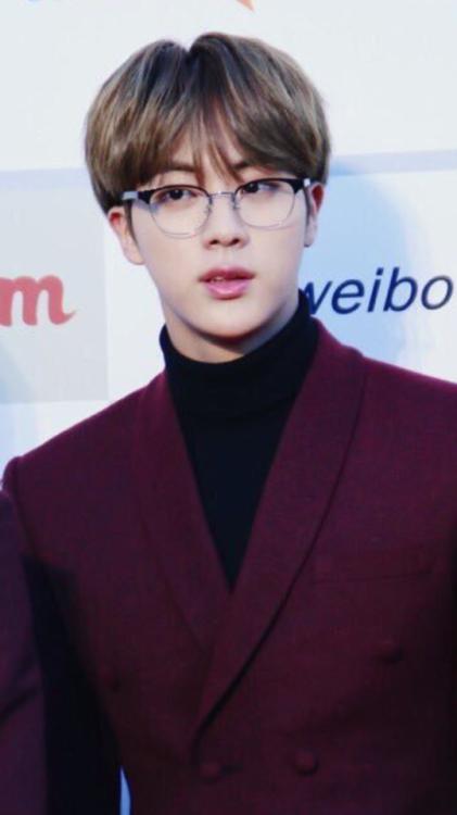 Name: Kim Seokjin (김석진)Age/DOB: December 4th, 1992 (aged 26)Height: 1