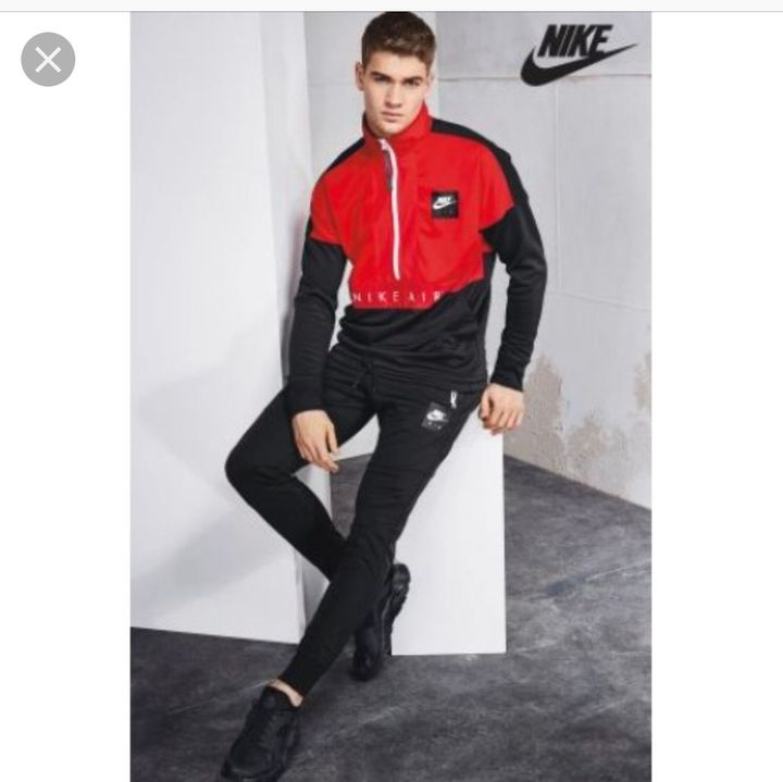 Nike Air Survêtement Rouge | ASOS