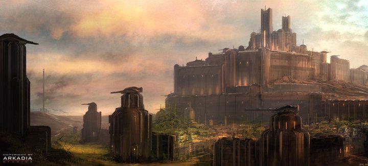 Saray Odaları sarayın güney kısmında yer alıyordu, eşsiz bir şehir manzarasına sahipti ve Taht Salonu'na uzak mesafede değildi