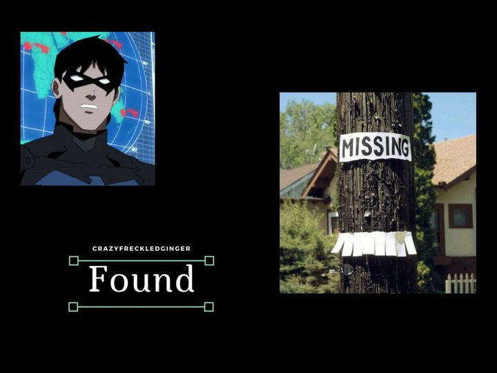 Batboys x Reader - Dick Grayson x Reader -