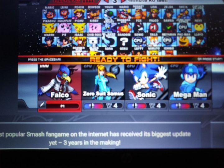 Stuff #9 - Super Smash Flash 2 (1/2) - Wattpad