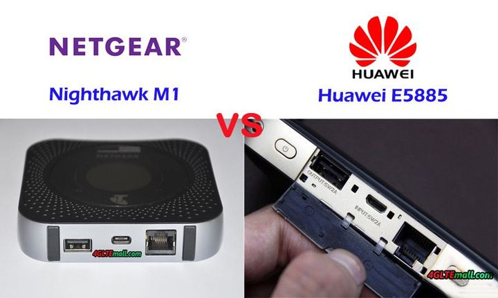 Netgear Nighthawk M1 Manual ~ Smart Device