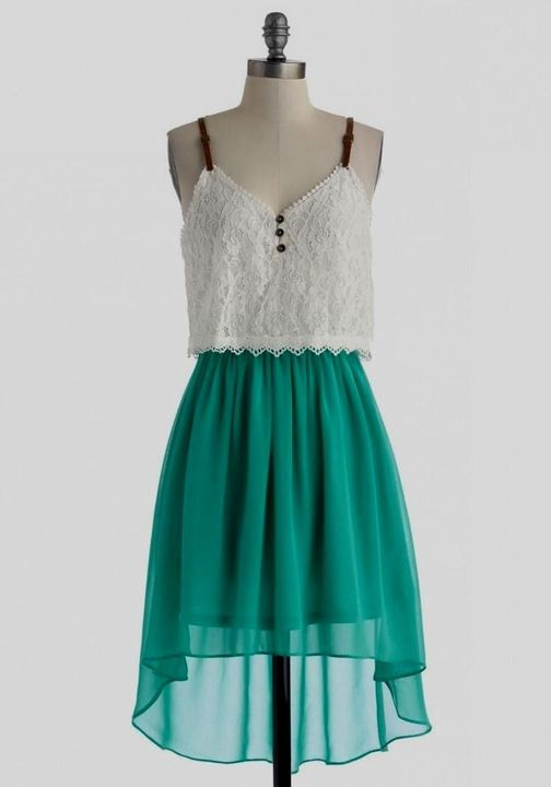 I got ready for the danceI didn't wear a really nice and long dress since its not promI wore the dress that Aunt Alissa or for short Aunt Lisa gave me(Picture down below)