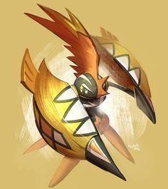 - On connaît de nouvelles formes pour d'anciens Pokémons, comme Feunard :