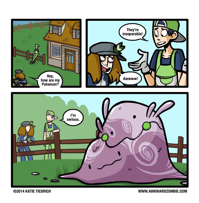Clean Pokemon Memes Goomy Wattpad