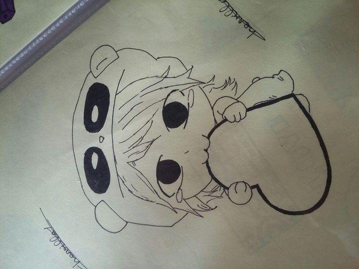Mes Dessins Mon Bebe Panda Wattpad