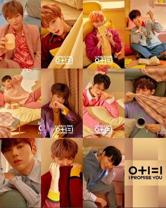 Wanna One Book Pt 5 On Going I P U Wallpaper Wattpad