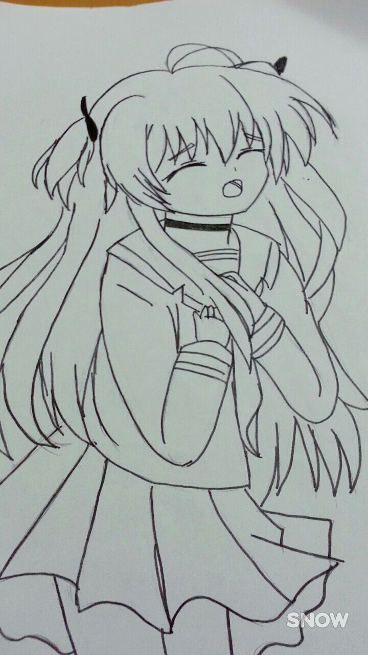 #18: Anime girl cry