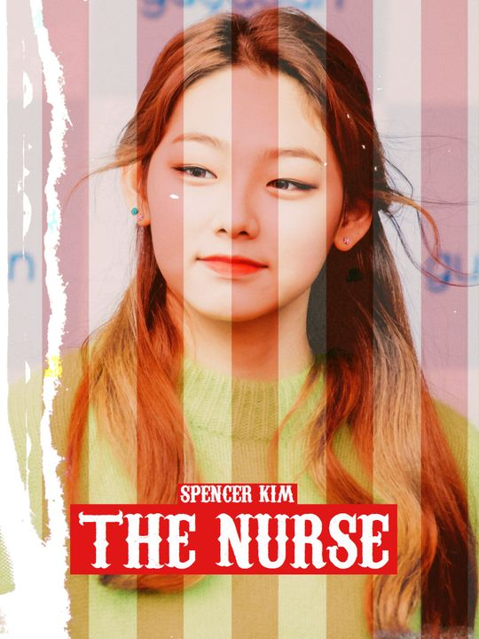 the nurse is out of the hospital and inside of the circus 💉