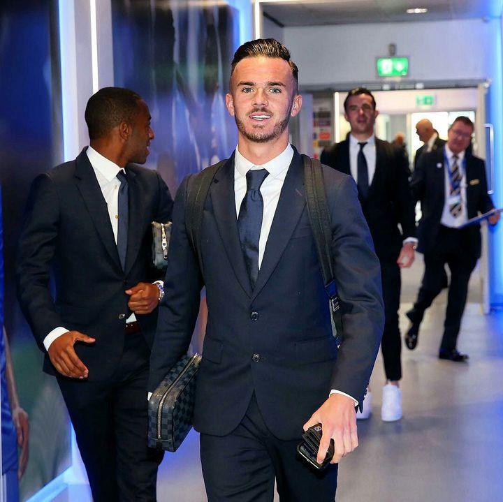 ▶James Maddison (England National Team & Leicester City)