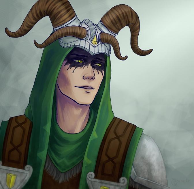 SMITE X READER || ONESHOTS - Loki x Reader || Trickster