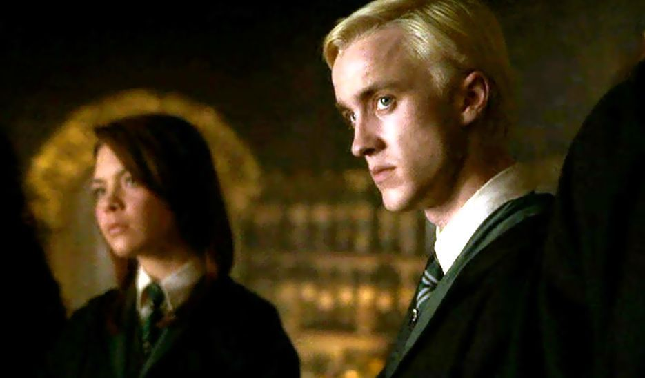 enchanted a hermione x draco fanfic pansy parkinson