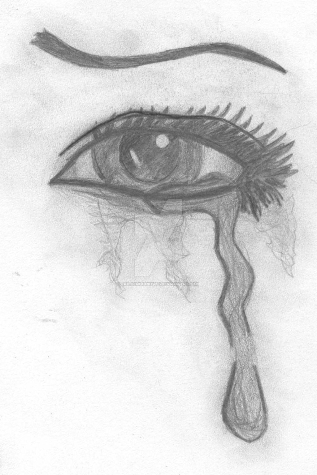 Поэтапное рисование грустных картинок объёму памяти