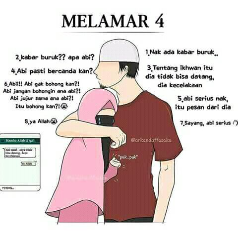 Koleksi Kartun Muslimmuslimah 13 Wattpad
