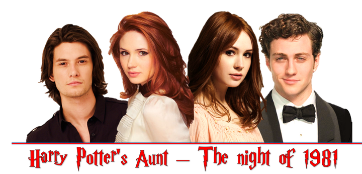 The Aunt ~ Harry Potter - Chapter one - Wattpad