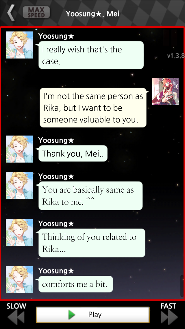 Mystic Messenger Book Mystic Messenger Yoosung Good End Wattpad