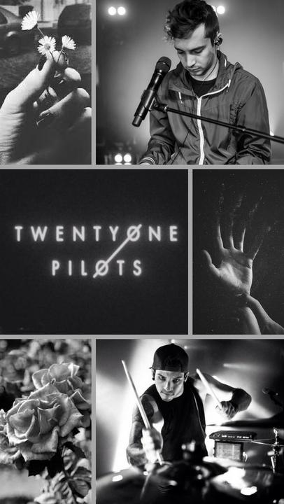Random Wallpapers Collages Edits Twenty One Pilots Wallpaper