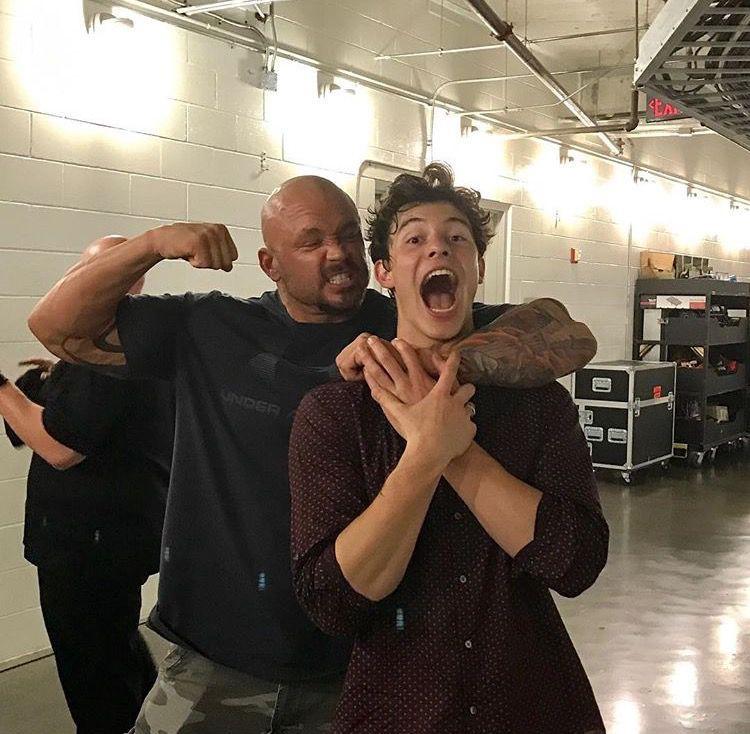 John (Shawn's bodyguard)