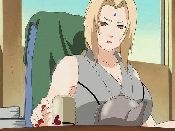 - Naruto necesito decirte algo importante - Dijo Tsunade, mientras que vi que todos estaban decaídos