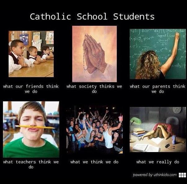 Catholic stereotypes