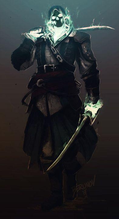 Assassion Creed X Reader Ghost Rider Au Wattpad