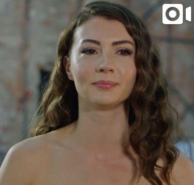 Amanda righetti nackt