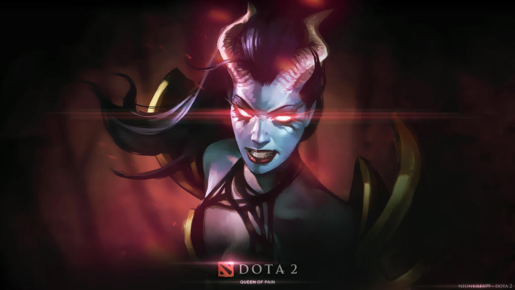 Dota 2 Story Fusion Chapter 6 Queen Of Pain Wattpad