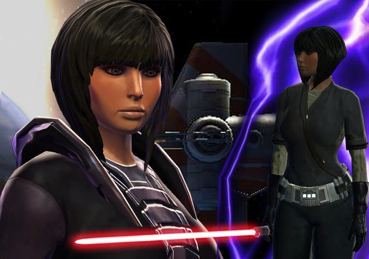 SWTOR Sith Inquisitor: Path To Glory (English version