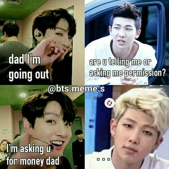 Bts Memes And Photos Book 1 39 Namjoon And Jin Regretting