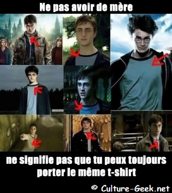 photo drole harry potter