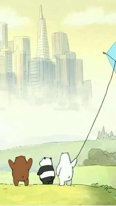 Lockscreen We Bare Bears Wattpad
