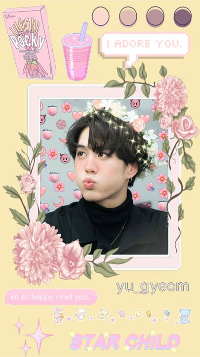 Finally, it's been a while since I've gotten a request! Seriously y'all should request more Anyways here is @yugyeomismyprincess edit of Yugyeom from one of my favorite groups GOT7 