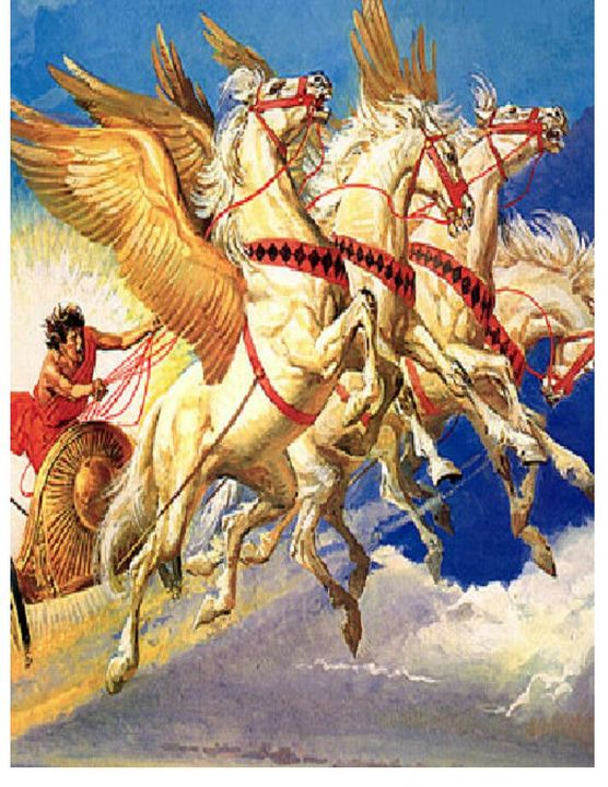 Greek Mythology - Phaeton and The Sun Chariot - Wattpad