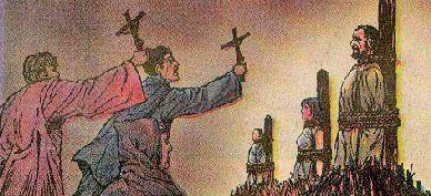 By odwrócić uwagę od stosowanej brutalności, wprowadzono w późniejszym czasie Indeks Ksiąg Zakazanych, który zawierał liczne pozycje książkowe, które datowane były na dzieła z czasów starożytności, w których niejednokrotnie można było uzyskać dost...