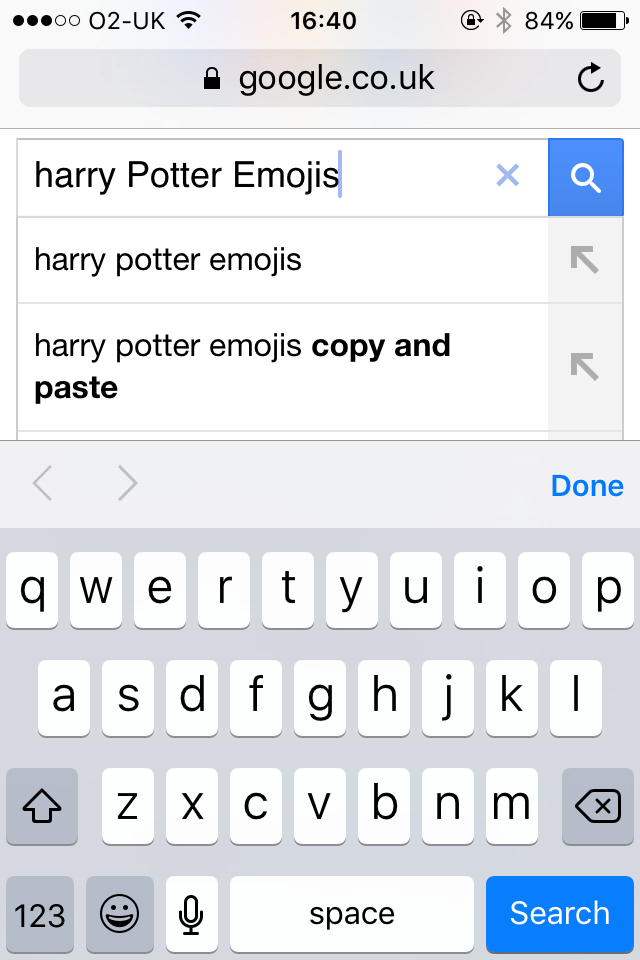 How to get Harry Potter emojis - How to: - Wattpad