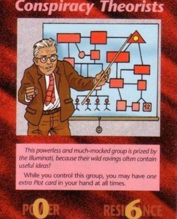 Illuminati Card Game - Page 3 - Wattpad