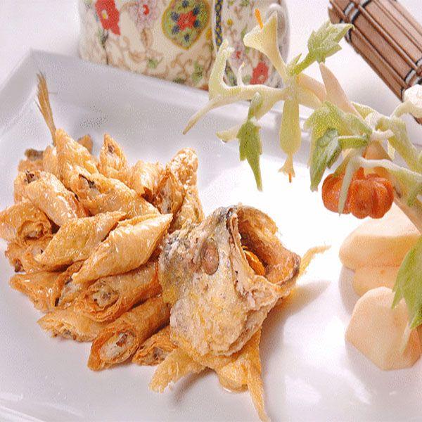 1 Đậu hũ bao cá vàng