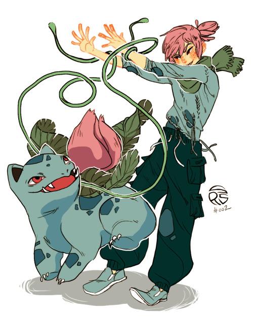 Bulbasaur didnt learn vine whip or Razor leaf and im ...