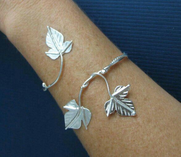 Annabeth gave me a friendship bracelet made out of petrified leaves, I know what your thinking, 'eww what kind of gift is that' but were not allowed out of camp, unless its a quest and these were the leaves from the silver willow, they were an ama...