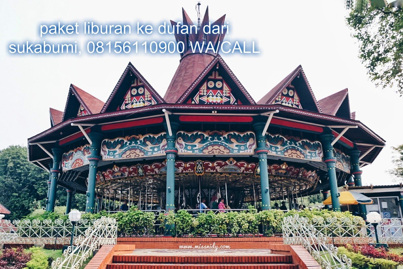 Paket Tour Dufan Sukabumi Yang Bagus 08156110900 Wa Call Wattpad