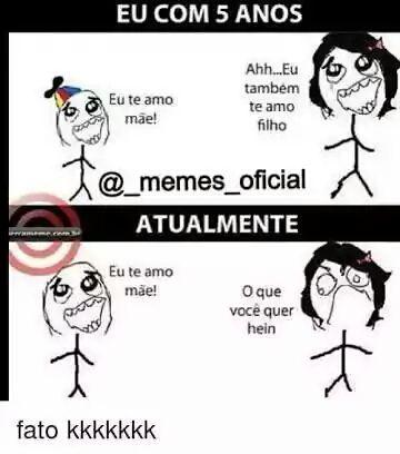 Memes Especial De Mães Wattpad