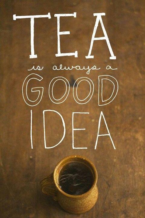 DOES ANYONE ELSE LOVE TEA?!?!?!