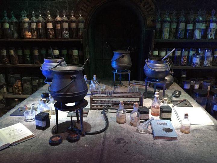 Harry Potter Rumtreiber RPG - Zaubertränke - Wattpad