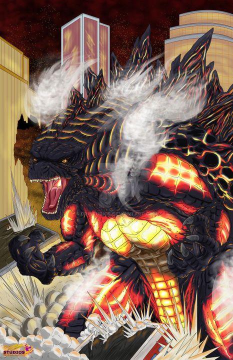 Legendary Godzilla meets Monster Girl Encyclopedia - Chapter 4