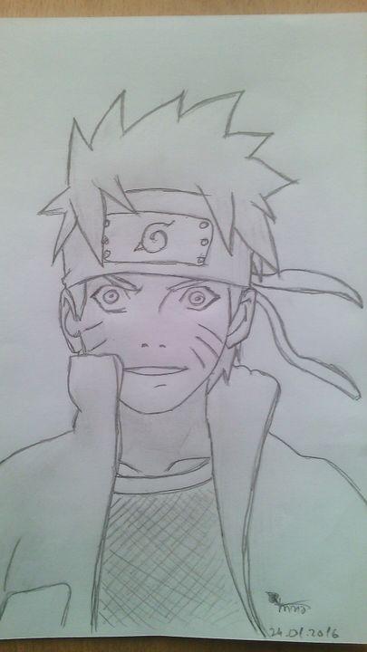Desene In Creion Naruto Wattpad