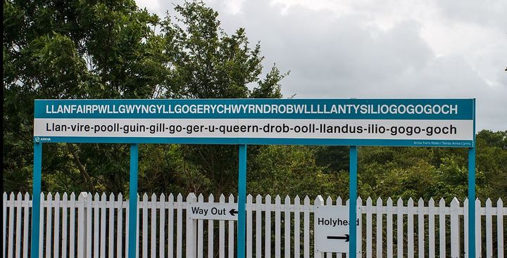 Llanfairpwllgwyngyllgogerychwyrndrobwlllllandysiliogogogoch is one of the longest town names in the world – but don't worry – most people choose to shorten it to the more manageable Llanfairpwll