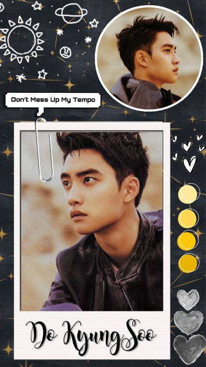 Happy Birthday to our penguin Kyungsoo! Power vocalists y'all this man is on a different level of vocals