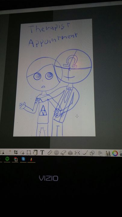 Here is the basic concept for the cover art for my new one shot
